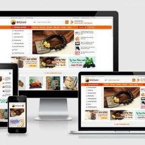 Theme Wordpress Shop Phong Thuy Dep Chuan Seo Anh Bia