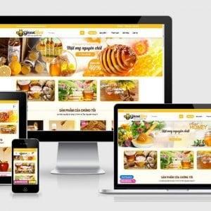 Theme Wordpress Shop Ban Mat Ong Chuan Seo Anh Bia